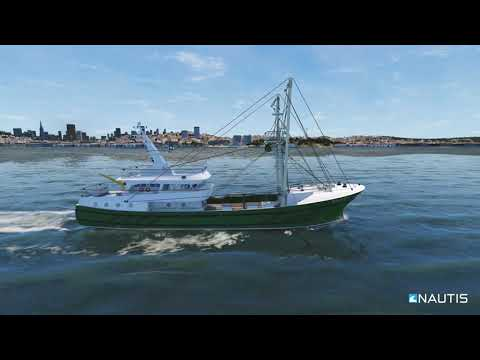 NAUTIS Maritime Simulator - San Francisco Trailer - HOME VERSION IN DEVELOPMENT