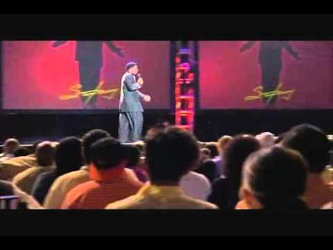 Steve Harvey at Megafest Pt  3   Michael Jackson