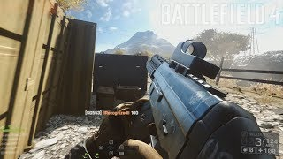 Battlefield 4 - TDM PC Multiplayer Gameplay
