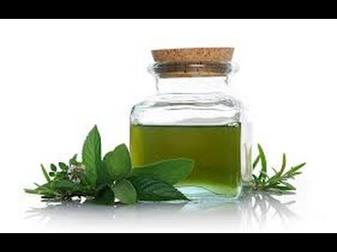 How to Make Peppermint Oil easy and fast... DIY