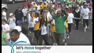 2010 Arthritis Walk Let's Move Blount • Maryville, TN