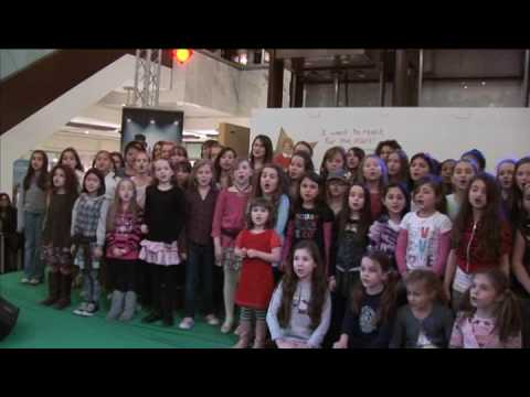 Annie Auditions at Brent Cross