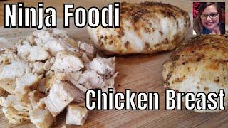 Ninja Foodi Chicken Breast || HOW TO MAKE CHICKEN BREAST IN A PRESSURE COOKER