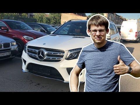 GLS 350d! Новый авто за 5.6 млн. ₽ со скидкой 400 тысяч !