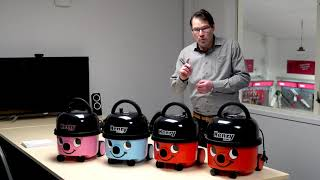 Meet Henry the Vacuum Cleaner's Cousins