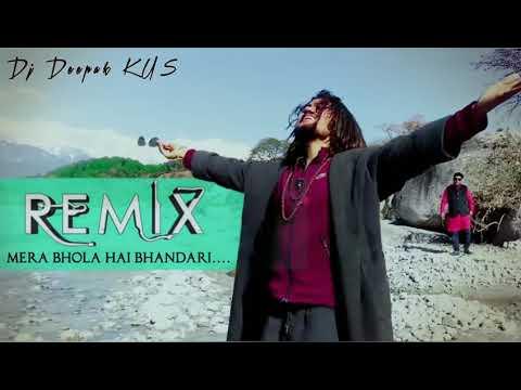 Mera Bhola Hai Bhandari Karta Nandi Ki Sawari DJ remix