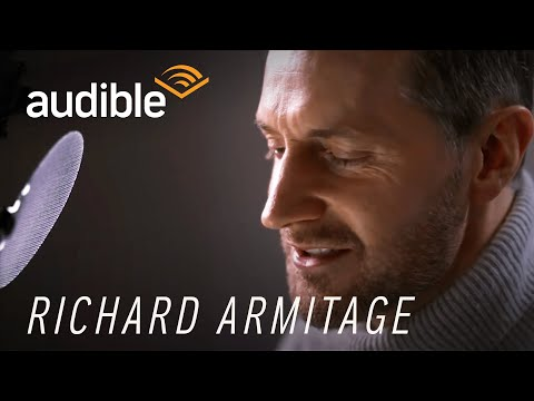 Behind The Scene With Richard Armitage, Narrator Of The Christmas Hirelings