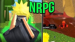 HIDDEN GATES CRIMSON MODE! NRPG! ROBLOX!