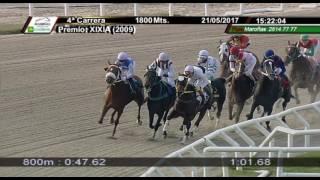 Vidéo de la course PMU XIXIA (2009)