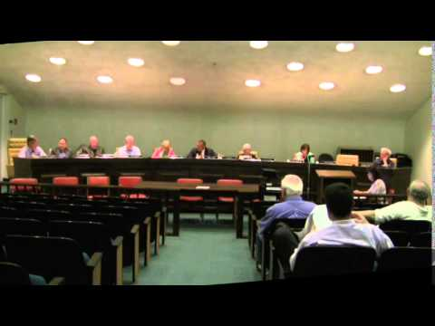 Town of Monroe Ct - Town Council Meeting - May 26th 2015