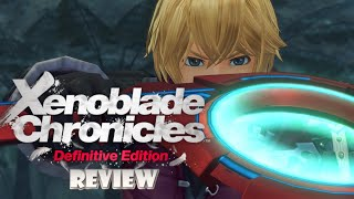 Xenoblade Chronicles: Definitive Edition (Switch) Review (Video Game Video Review)