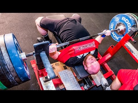 Bryce Lewis | 5 TIPS FOR THE BENCH PRESS