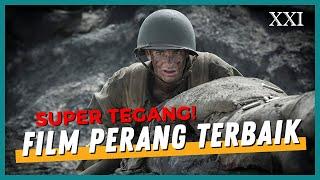 DIJAMIN BAKAL NAHAN NAPAS SEPANJANG FILM! | Film Perang Paling MENEGANGKAN