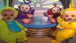 Teletubbies Nederlands: Getal 4