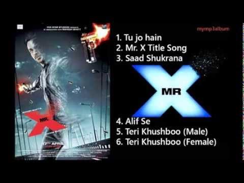 Mr  X Audio Songs   All songs in One    mymp3album
