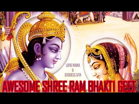 shree-ram-ji-ki-aarti-|-oh-ghar-mere-raghuwar-aan-|-awesome-shree-ram-bhakti-geet-|-full-song
