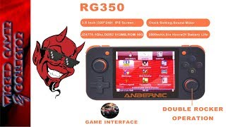 Retro Game 350 Rg350 Is Coming By Wicked Gamer Collector