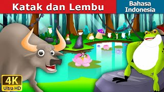 Download Video Katak dan Lembu | Dongeng anak | Kartun anak | Dongeng Bahasa Indonesia MP3 3GP MP4