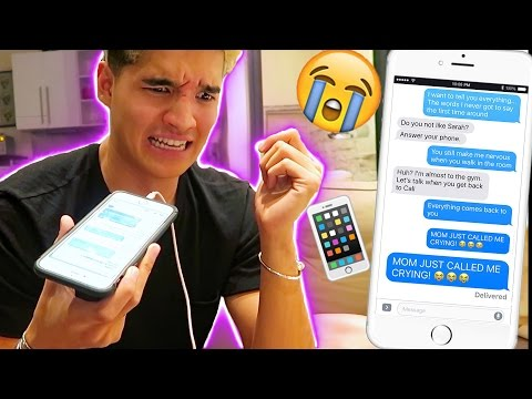 LYRIC PRANK with NIALL HORAN'S 'This Town' (EPIC...