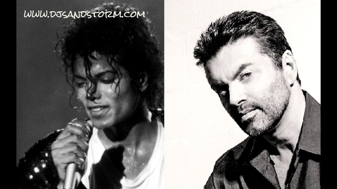 George Michael Jackson - Smooth Killer (DJ Sandstorm Mashup)