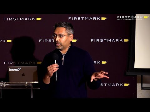 Work in the Fourth Industrial Age // George Mathew, Kespry (FirstMark's Hardwired)