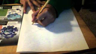 how to draw cottonee