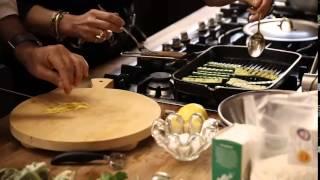 Enrica Rocca on Gastronomi Maceralari Food TV Show in Turkey