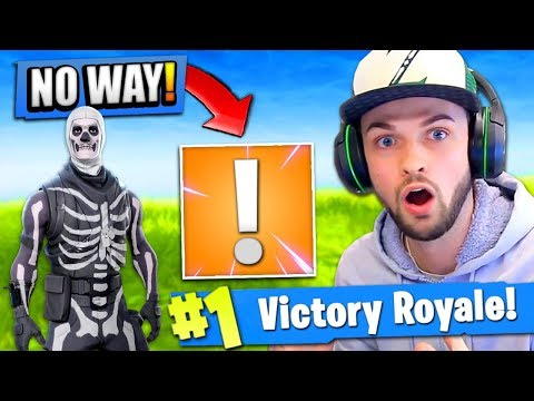 I CAN'T BELIEVE this is *BACK* in Fortnite: Battle Royale!