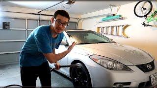 اسهل طريقة ممكن تسعد ابوك فيها - الطريقة الصحيحة لغسل السيارة !!