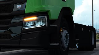 [ETS2 v1.37] Sequential Turn Signal Mod