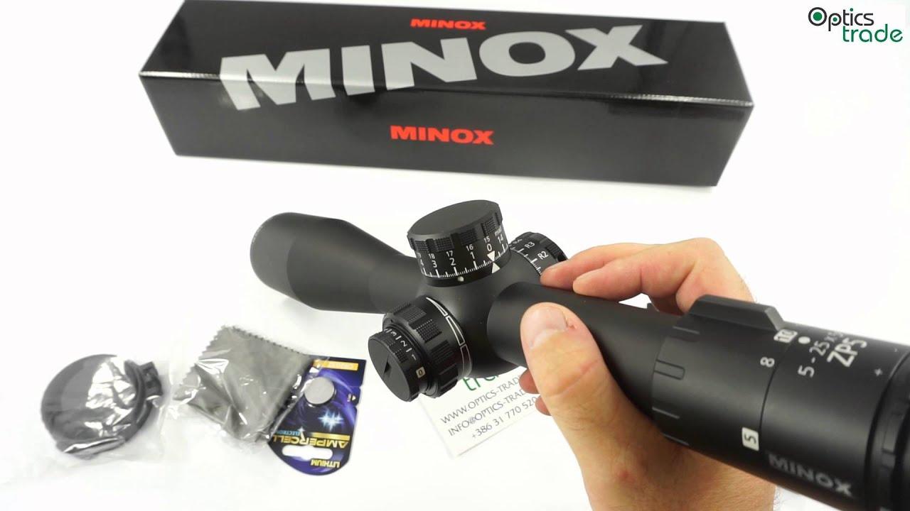 Minox zielfernrohr zx sf nur für jäger pagebd