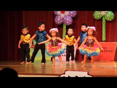 Rayel's PreSchool Year End Concert 2015