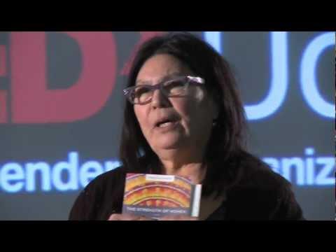TEDx U of S - Priscilla Settee, Ph.D.