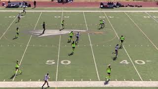 Girls Soccer 2018: Real So Cal vs SC Del Sol