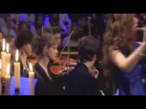 """Kaori Fujii: Flute Concerto """"La Tempesta di Mare"""" 3rd mov. by A. Vivaldi / 藤井香織:フルート協奏曲「海の嵐」第3楽章"""