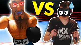 THE ULTIMATE VIRTUAL REALITY BOXING GAME! (Knockout League VR - HTC Vive Gameplay)