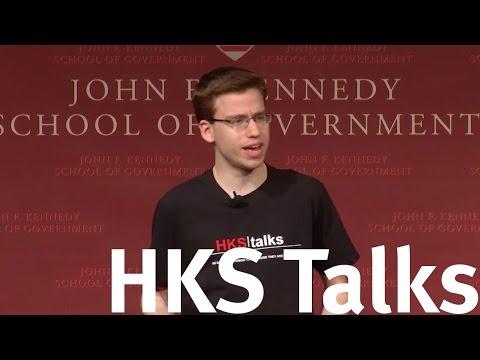 HKS Talks 2017 - Howard Cohen
