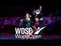 2016 World Open LAT Vienna | The Semi-Final Reel | DanceSport Total