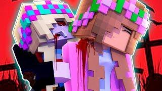 Укус Вампира Майнкрафт Выживание Мод Моды Видео Мультик для детей в Майнкрафте Хоррор Карты