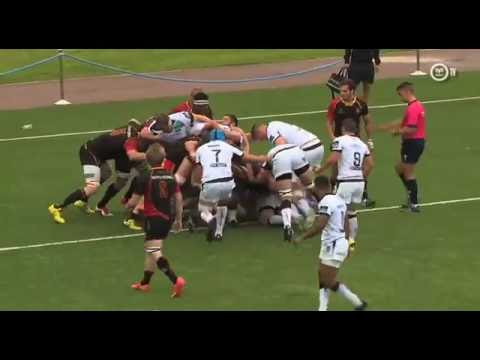 Ospreys TV in Belgium: Match highlights - Belgium v Ospreys