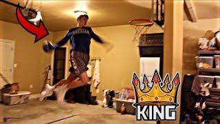 KING OF THE COURT*ANKLES SHOOK* (Mini Basketball Game)|NEA Blitzball