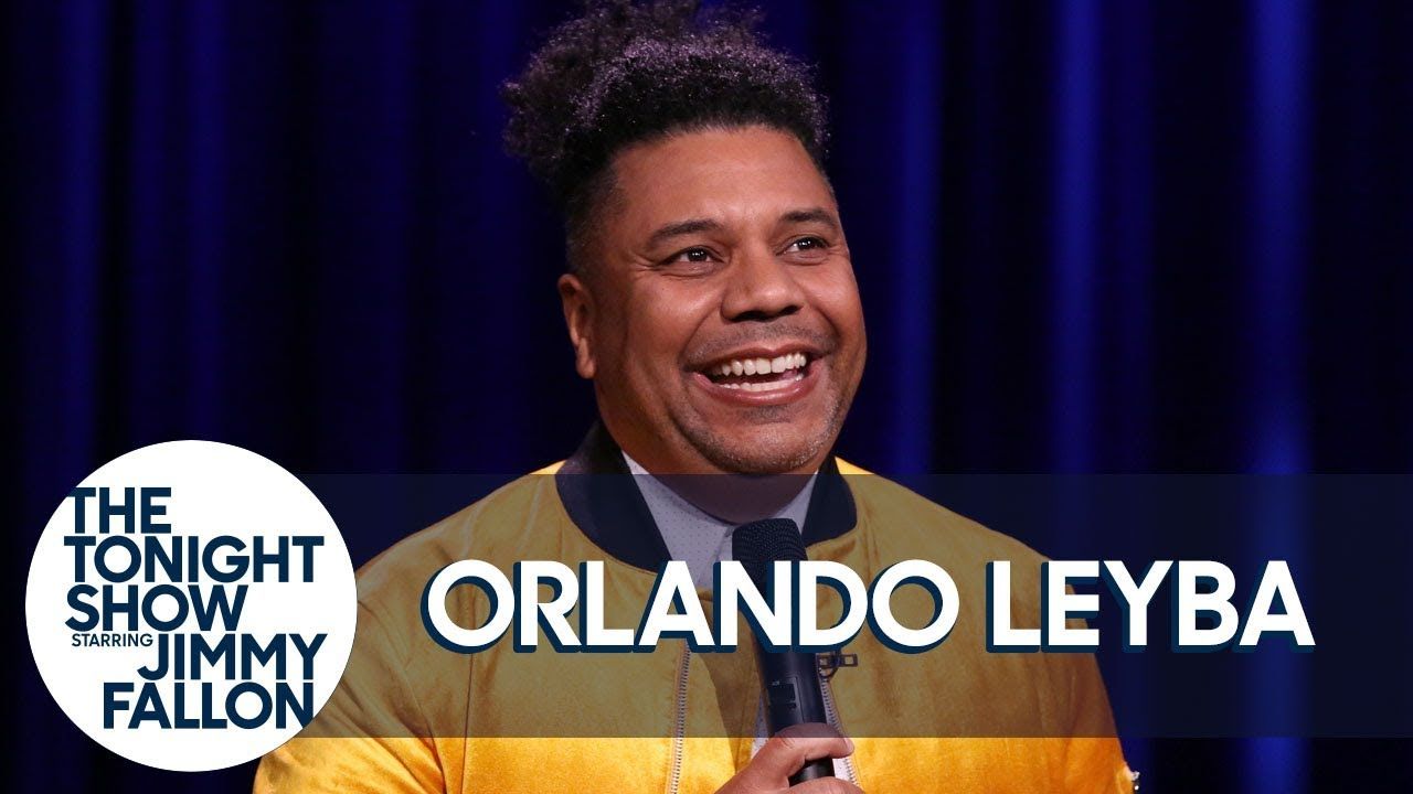 Orlando Leyba Stand-Up on 'The Tonight Show'