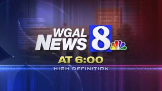 WGAL News 8 at 6:00 in High Definition - Newscast Open