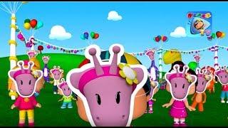 Pepee - Zulunun Doğum Gününü Kutluyor - Pisi ile Eğlenelim - Çocuk Şarkıları  Çizgi Film