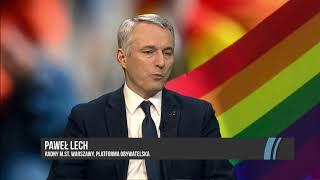 P. LECH - PROMOCJA ORGANIZACJI LGBT Z BUDŻETU MIASTA