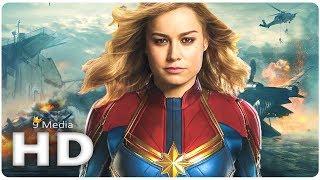 CAPTAIN MARVEL Official First Look Teaser (2019) Marvel