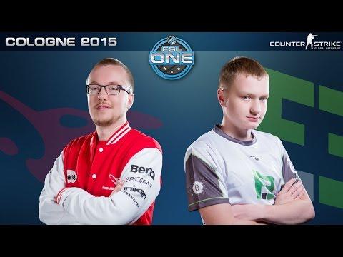 mousesports vs FlipSid3 - Cologne 2015