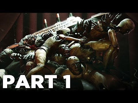 LAYERS OF FEAR 2 Walkthrough Gameplay Part 1 - INTRO (ACT 1)
