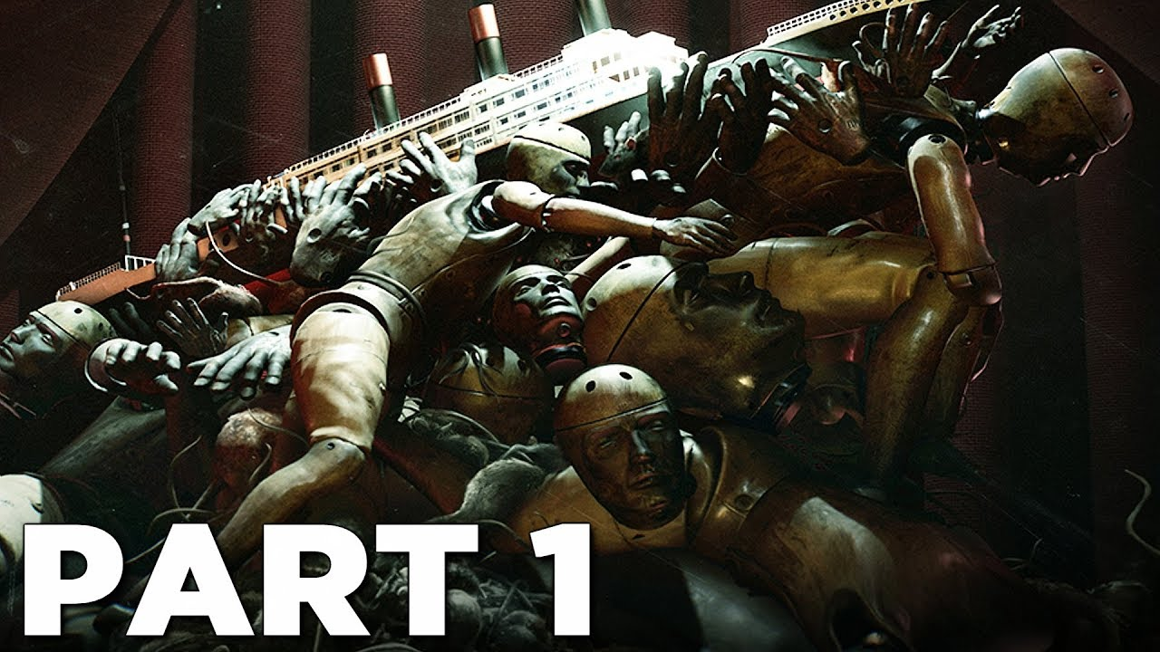 LAYERS OF FEAR 2 Lösungsweg Teil 1 - INTRO (AKT 1) + video