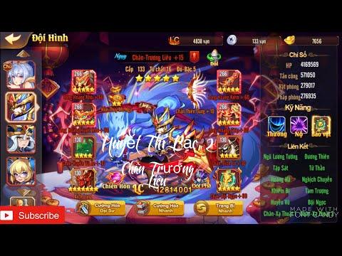 OMG 3Q VNG || Siêu Hót - Chân Trương Liêu vs Sét Huyết Thí Bậc 2 Gánh Team Siêu Chất